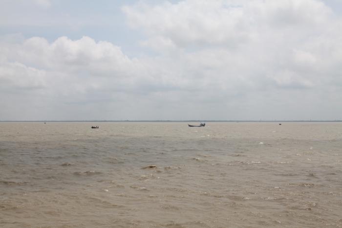 Bakkhali Island1550