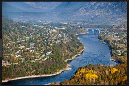 Castlegar-Kootenay Columbia Confluence