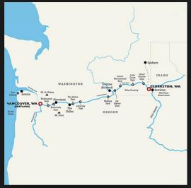 Tri Cities Snake Yakima Columbia Confluence
