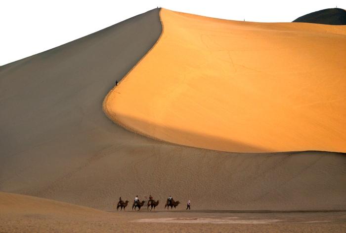 8whistling sand dune