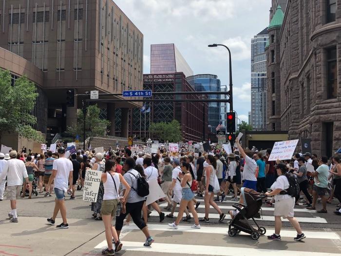 Prayer Flags for Immigrant Children 6-18 Minneapolis - 1