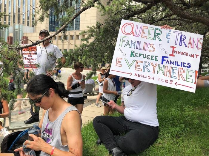 Prayer Flags for Immigrant Children 6-18 Minneapolis - 27