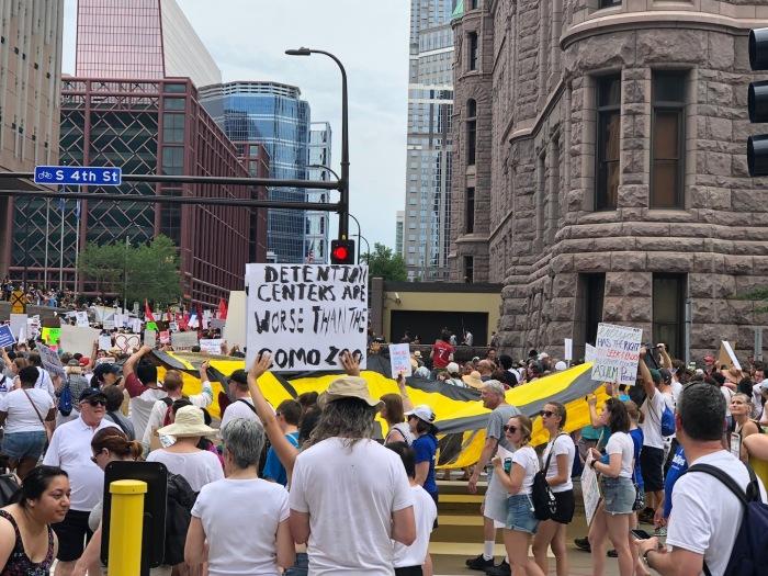 Prayer Flags for Immigrant Children 6-18 Minneapolis - 36