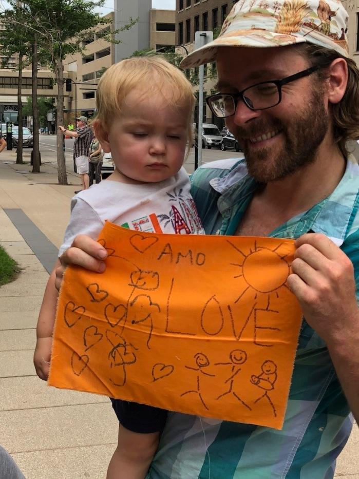Prayer Flags for Immigrant Children 6-18 Minneapolis - 37