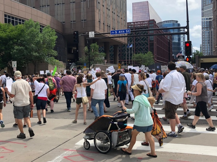 Prayer Flags for Immigrant Children 6-18 Minneapolis - 4