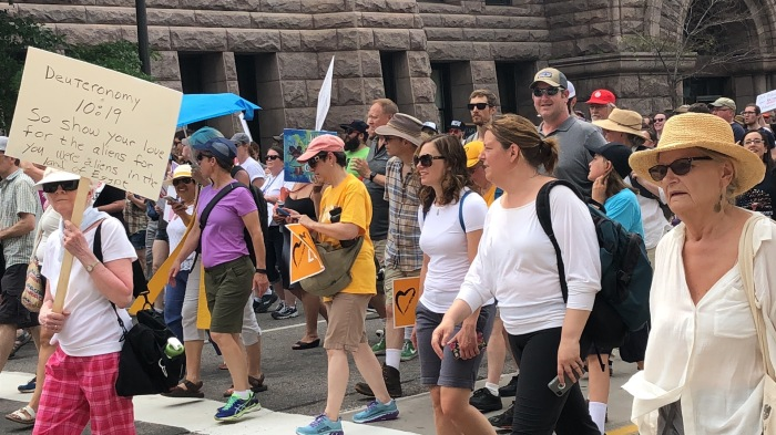 Prayer Flags for Immigrant Children 6-18 Minneapolis - 5