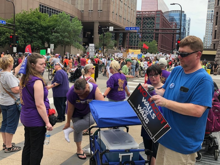 Prayer Flags for Immigrant Children 6-18 Minneapolis - 51